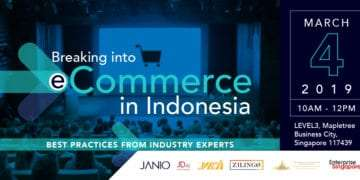Breaking into E-commerce in Indonesia 1p