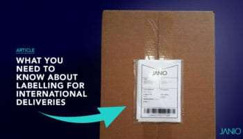 What You Need to Know about Labelling for International Deliveries