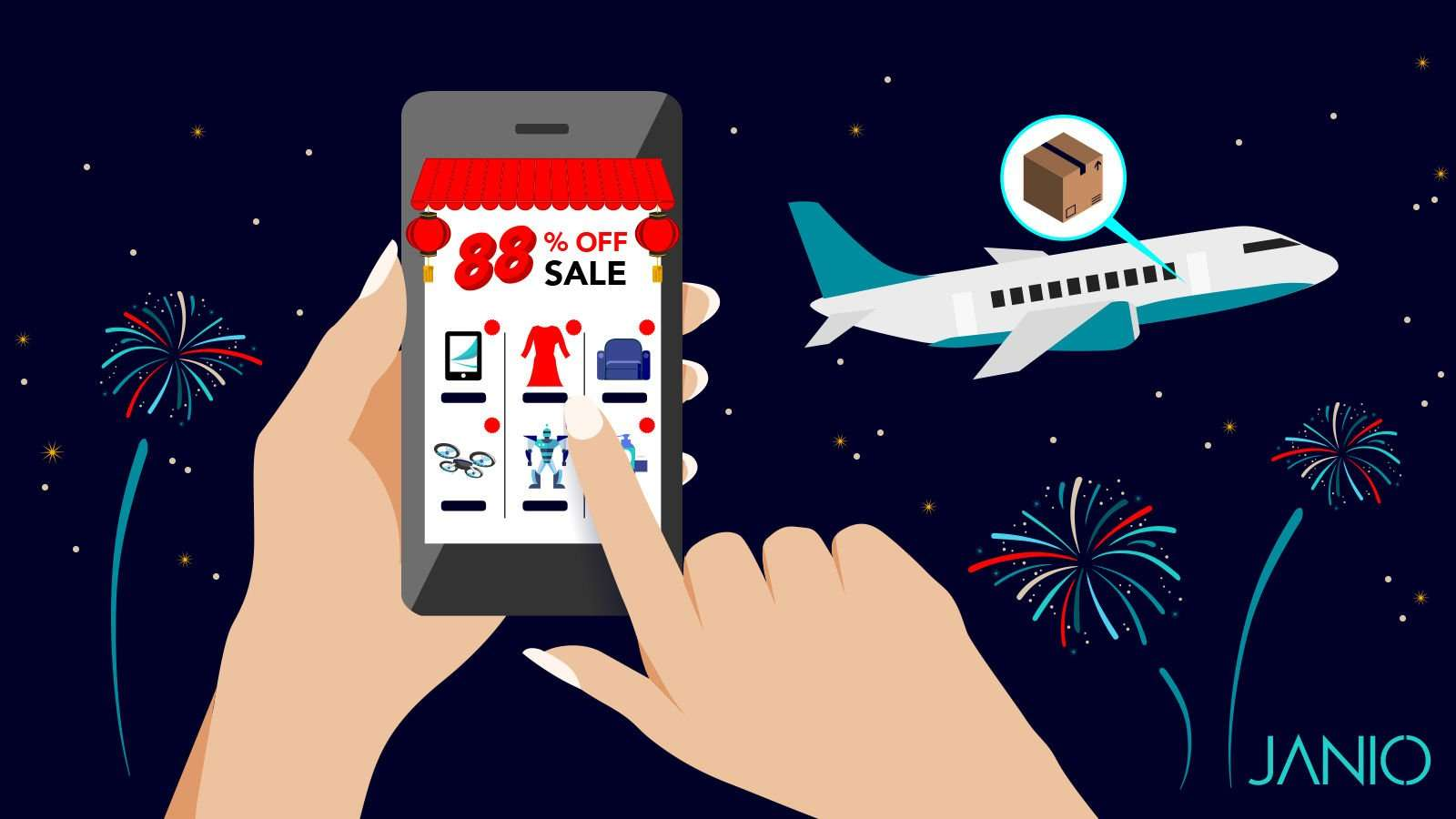 How to prepare your eCommerce shipments for Lunar New Year