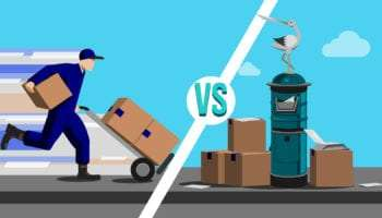 International eCommerce Delivery 101: Couriers vs Postal Services