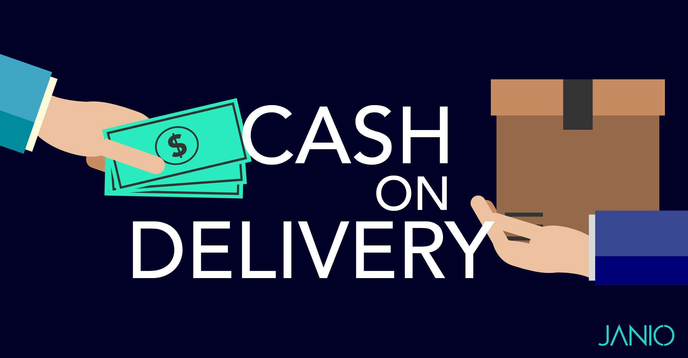 should eCommerce merchants offer cash on delivery (COD)?