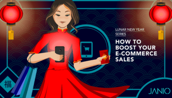 Lunar New Year Series: How to Boost Your E-commerce Sales