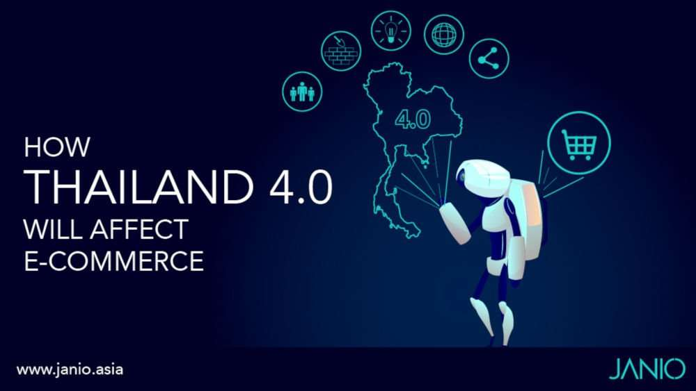 How Thailand 4.0 will affect e-commerce