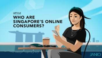 Who Are Singapore's Online Consumers?