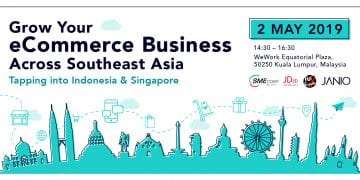 Grow Your eCommerce Business Across Southeast Asia