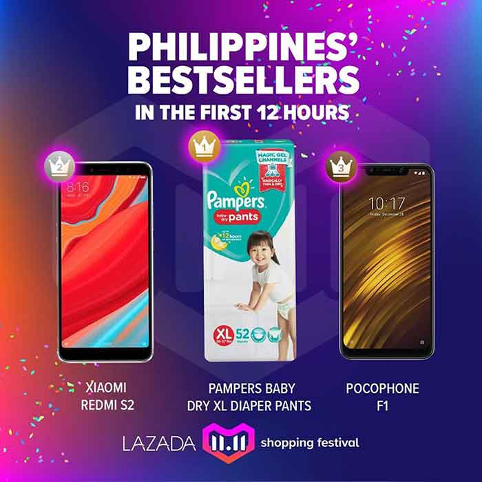 Philippines' Bestselling smartphone models - Xiaomi Redmi S2, Pocophone F1