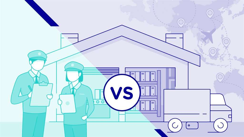 Bonded Warehouses vs FTZ Warehouses in Singapore: Is There a Difference?