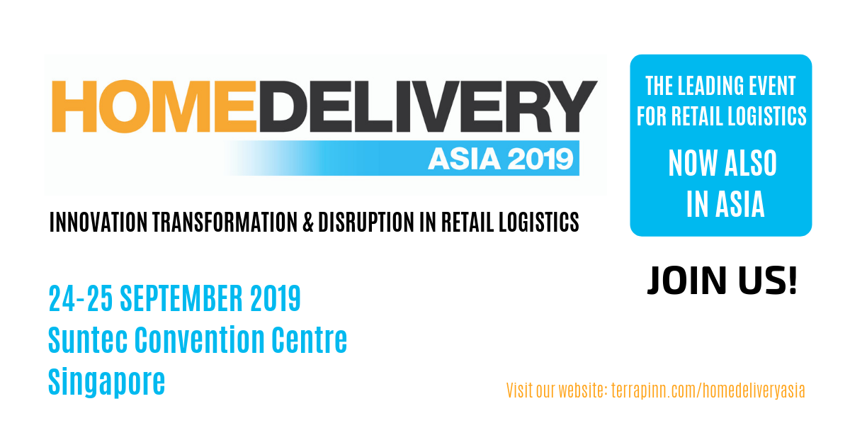 Janio @ Home Delivery Asia 2019