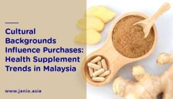 Cultural Backgrounds Influence Herbal Supplement Purchases & 2 More Health Supplement Trends in Malaysia