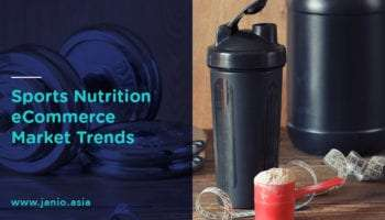 MY Sports Nutrition eCommerce Market Trends - key visual