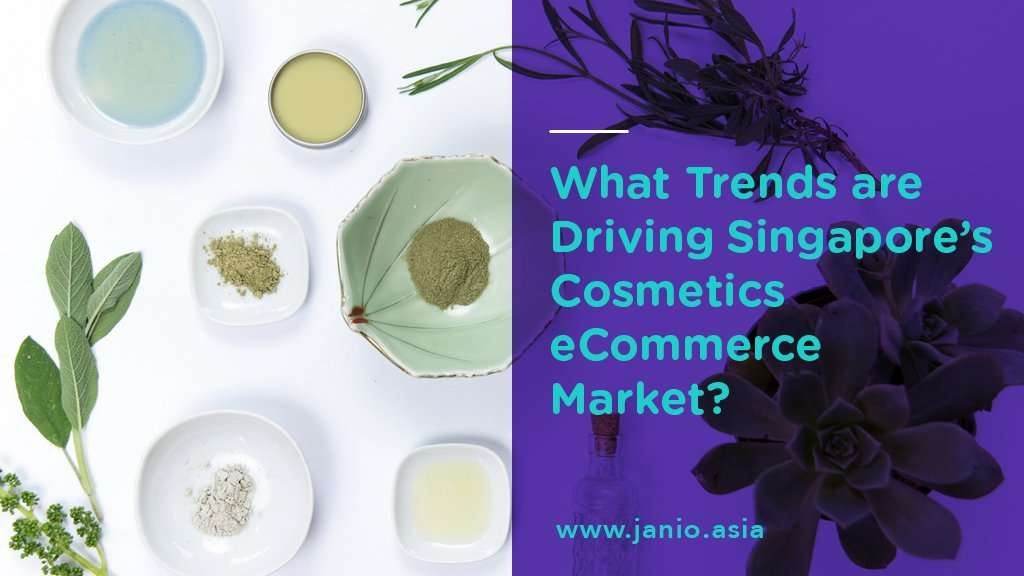 Singapore's Cosmetics eCommerce Market Trends: Clean Beauty, Asian Ingredients, Indie Brands and More