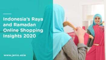Indonesia's Raya and Ramadan Online Shopping Insights 2020