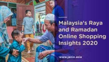 Malaysia's Raya and Ramadan Online Shopping Insights 2020