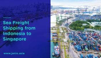 Sea Freight from Indonesia to Singapore