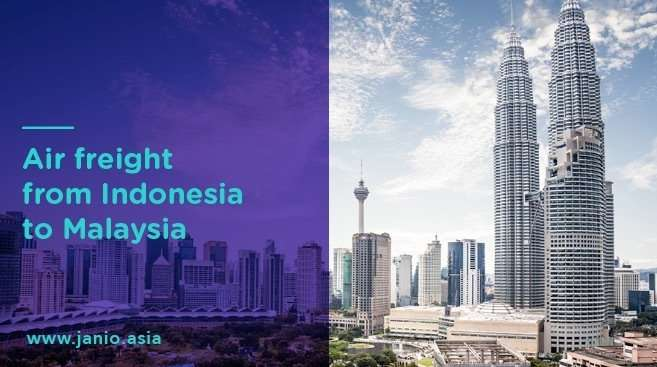 Shipping with Air Freight from Indonesia to Malaysia