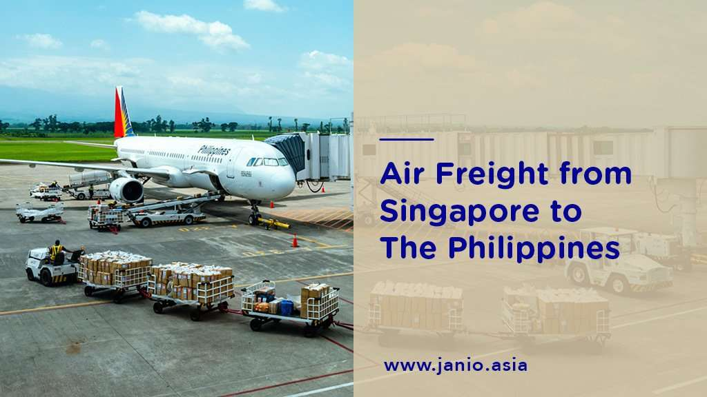 Shipping with Air Freight from Singapore to The Philippines