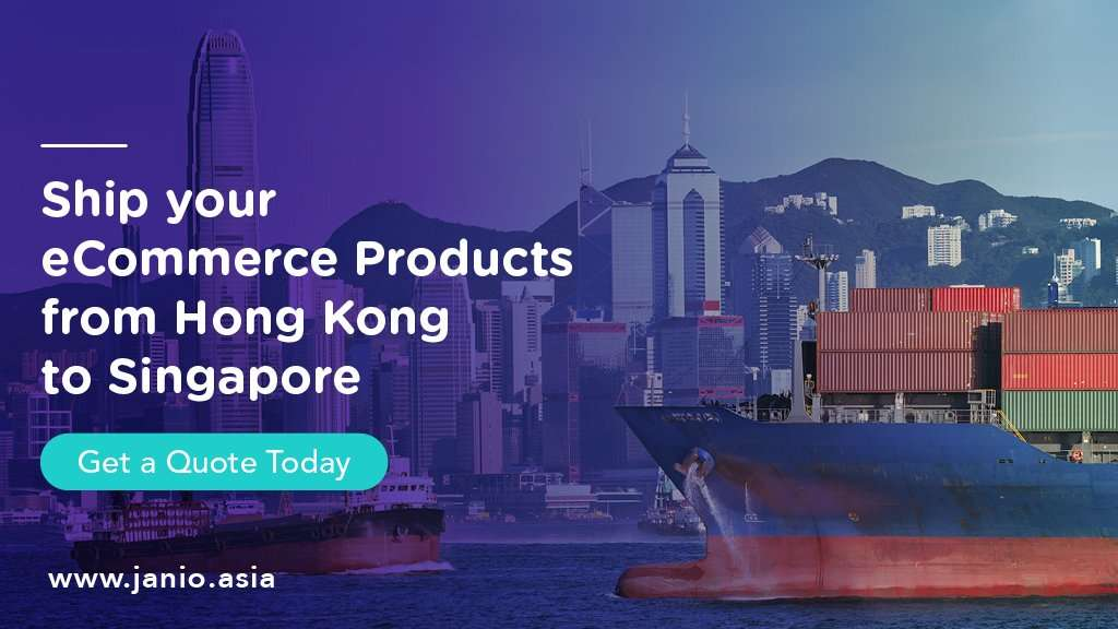 Shipping from Hong Kong to Singapore: Freight and eCommerce Shipping