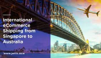 International Shipping from Singapore to Australia: An eCommerce Guide