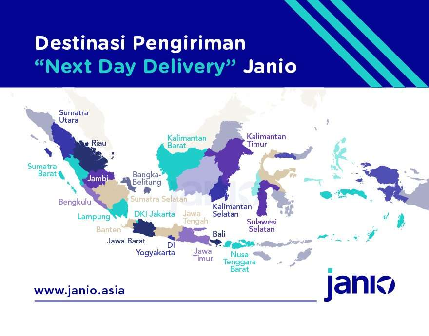 ID Map Next Day Delivery