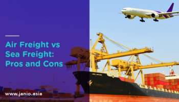 Air Freight vs Sea Freight: Pros and Cons in Southeast Asia
