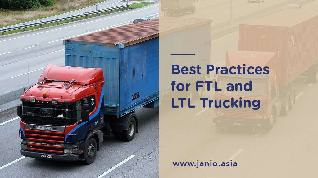 Best Practices for FTL and LTL Trucking