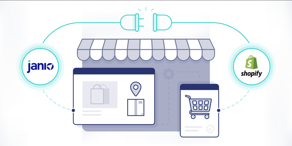 Janio is now integrated with Shopify
