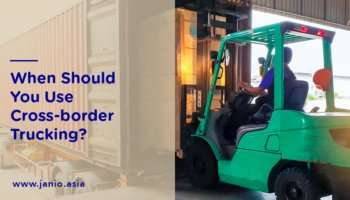 When Should You Use Cross-border Trucking?