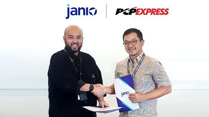 Janio and PCP Express official collaboration launch