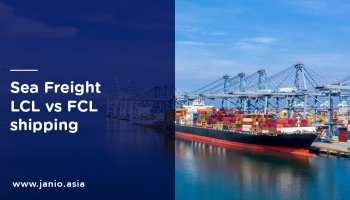 Sea Freight: FCL and LCL, What do They Mean?