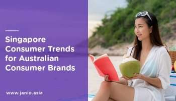Singapore eCommerce Consumer Trends for Australian Consumer Brands