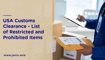 USA Customs Clearance – Restricted and Prohibited Items for Import
