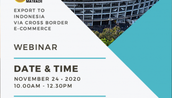3 Key Takeaways from Matrade's Export to Indonesia Via Cross Border eCommerce Webinar
